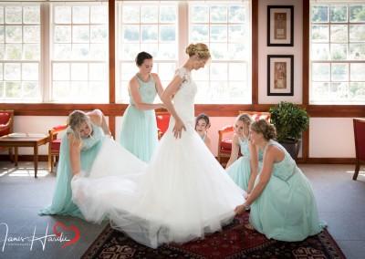 Algarve Bride Preperation