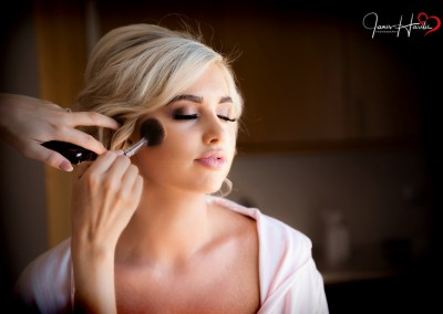Algarve Wedding Makeup