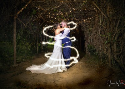 Dance with Sparklers