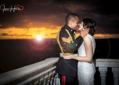 Fortaleza da Luz wedding