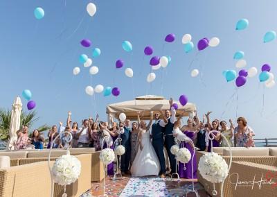 Algarve Balloon release
