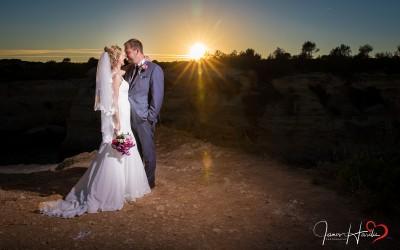 Laura & Damian's Algarve Wedding – Suites Alba