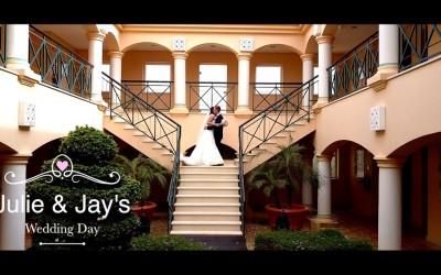 Julie & Jay's Algarve Wedding Highlights Video – Vale d'Oliveiras