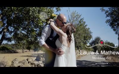 Laura & Mathew's Wedding Highlights – Casa Rupi