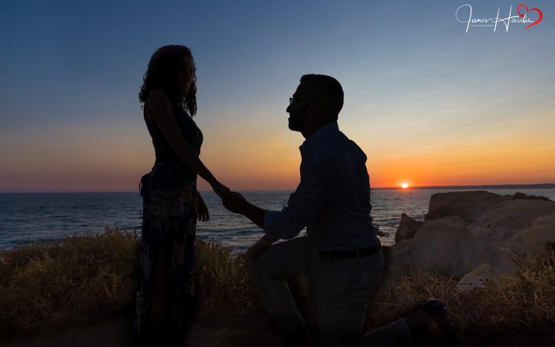 Algarve Proposal Shoot