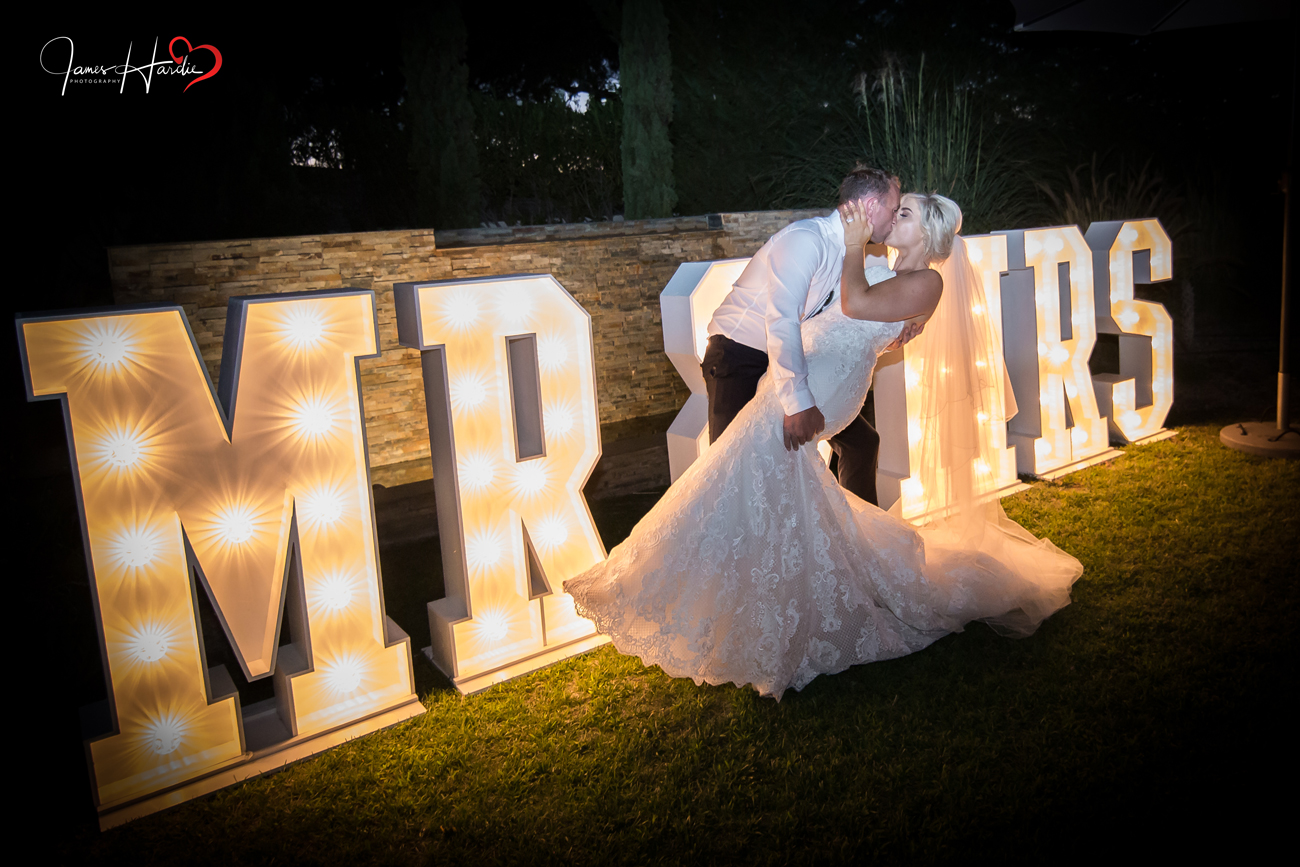sophie fairclough & Ian Dunbavin's wedding