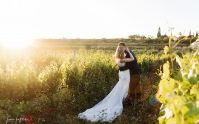Victoria & David – Quinta dos Vales Vineyard