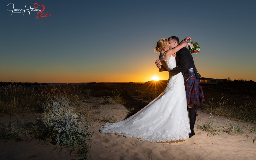 Claire & Kevin – Hilton Resort and Spa Vilamoura