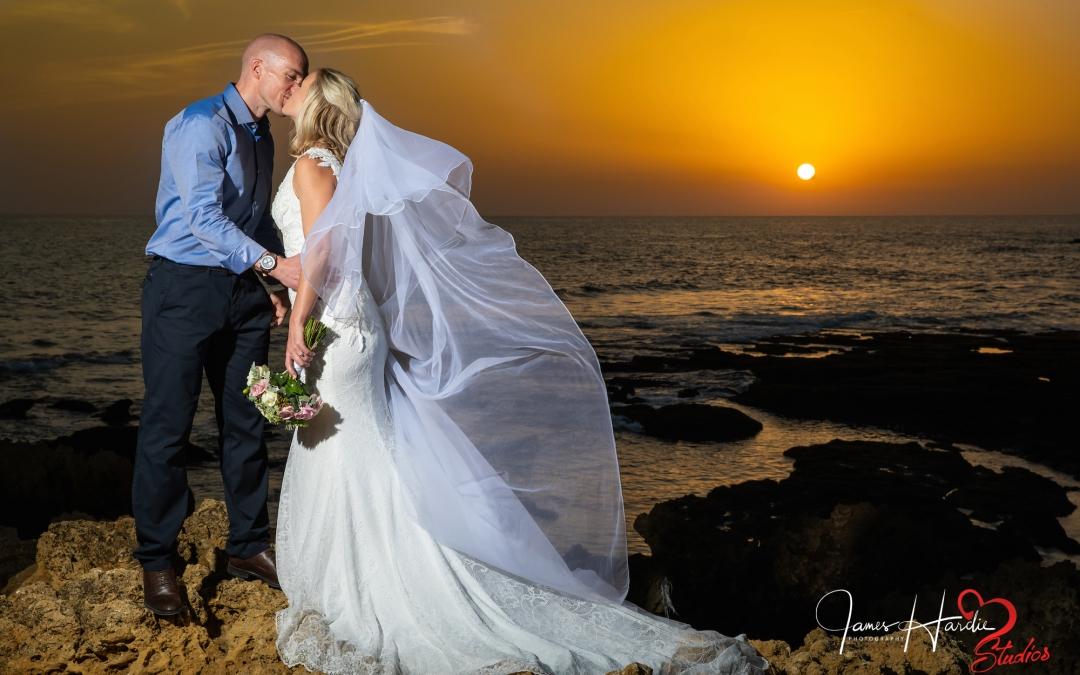 Jenny & Spencer – Evaristo Beach